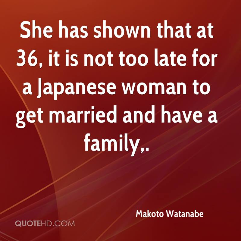 Japanese wedding quotes
