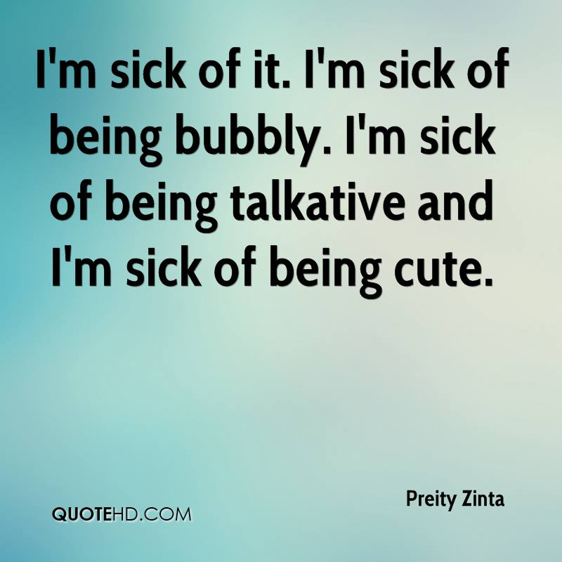Inspirational Quotes About Being Sick. QuotesGram