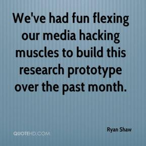 We've had fun flexing our media hacking muscles to build this research prototype over the past month.