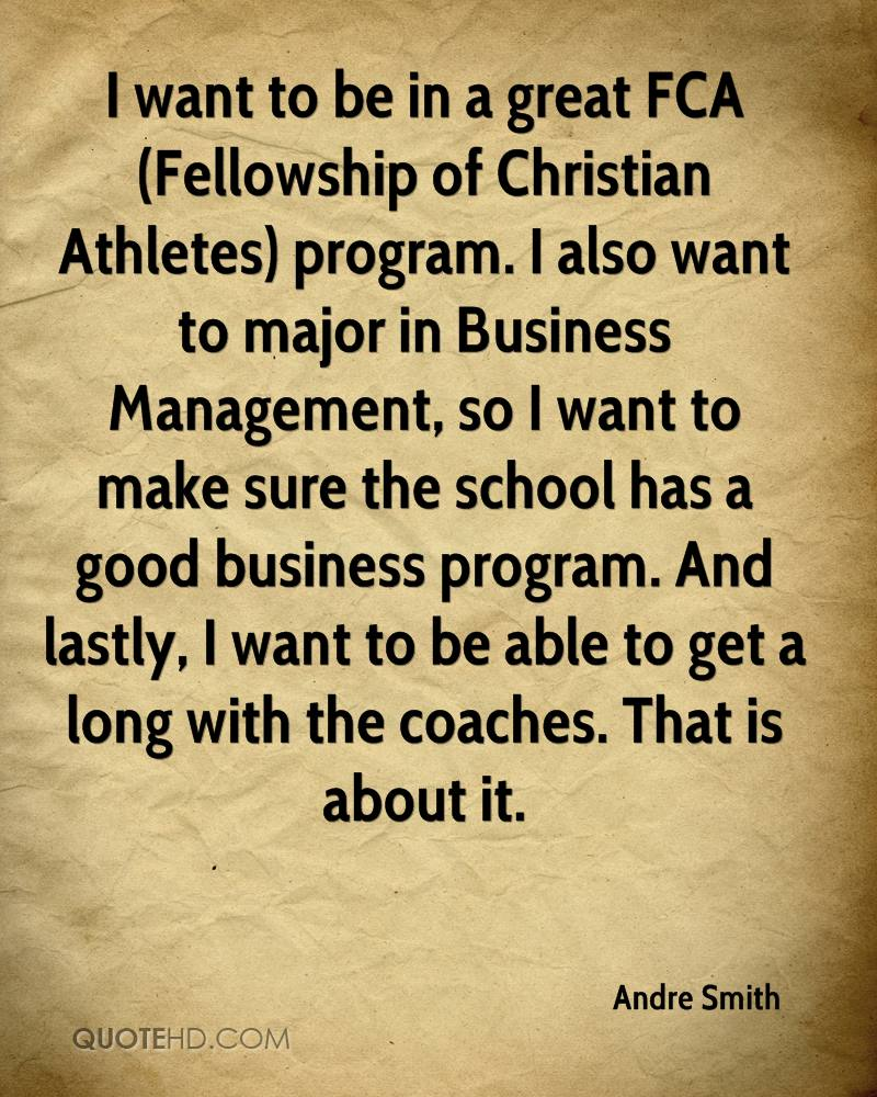 Christian Athlete Quotes: Andre Smith Quotes