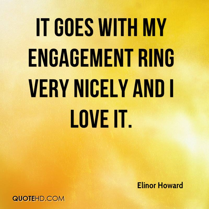Love Quotes Engagement Love Quotes