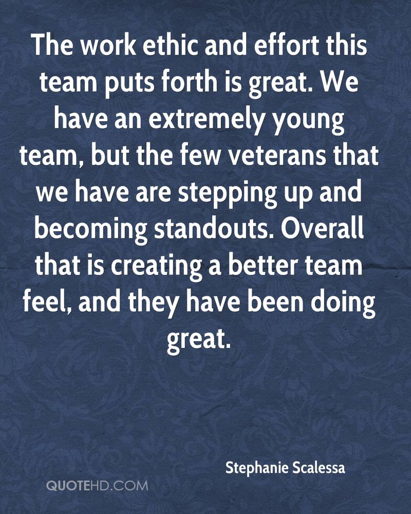 Team ethic quotes