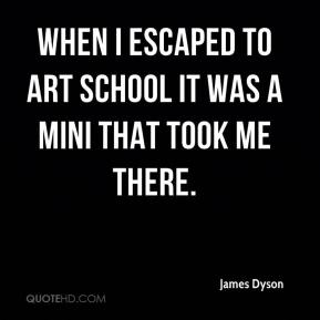 When I escaped to art school it was a Mini that took me there.