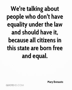 all people are born free and equal