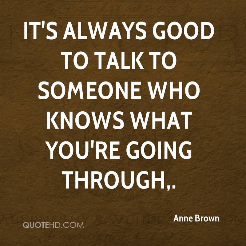 Anne Brown Quotes | QuoteHD