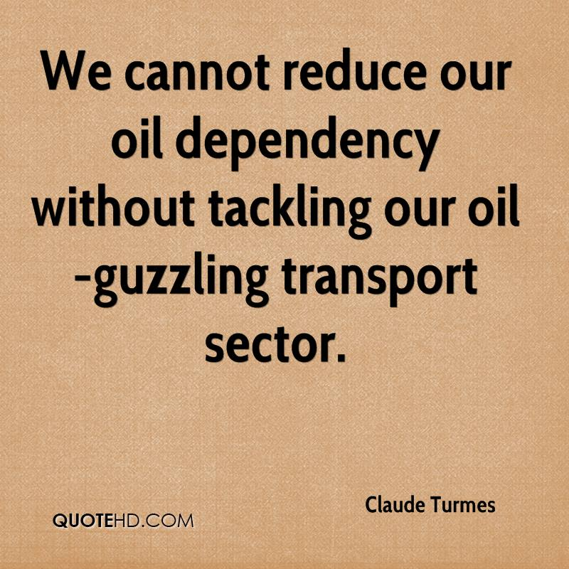 reducing u s dependency on foreign oil The us nuclear fleet, generating 20% of this country's electricity (and about 60% of our carbon-free energy) has become almost entirely dependent on foreign uranium, much of it from countries.