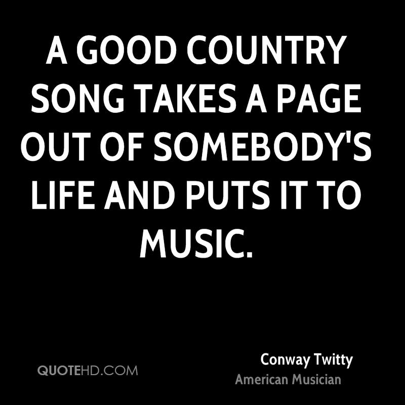 Conway Twitty Quotes | QuoteHD