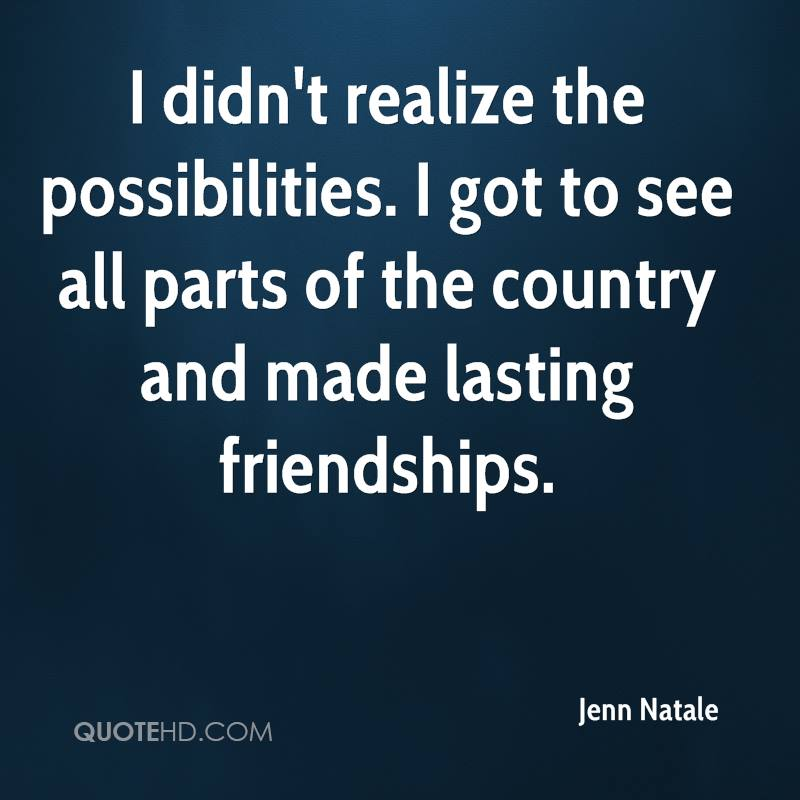 Jenn Natale Friendship Quotes QuoteHD New Quotes About Lasting Friendship