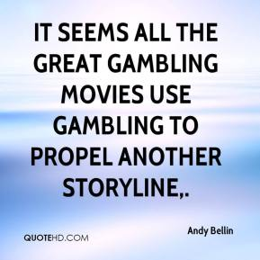 Quote On Gambling