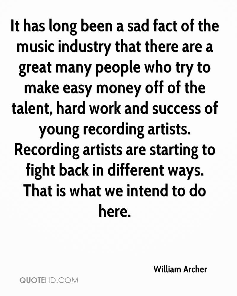 It has long been a sad fact of the music industry that there are a great many people who try to make easy money off of the talent, hard work and success of young recording artists. Recording artists are starting to fight back in different ways. That is what we intend to do here.