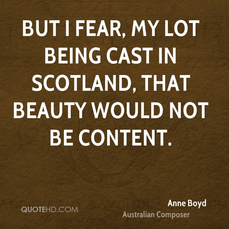 Anne Boyd Beauty Quotes Quotehd