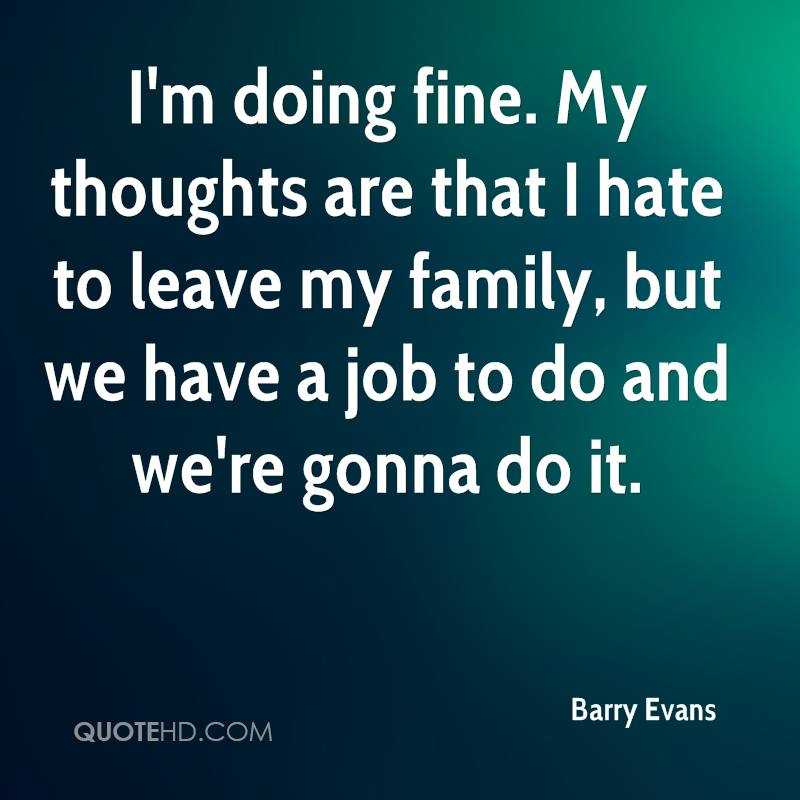 Barry Evans Quotes | QuoteHD