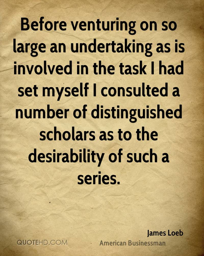 Before venturing on so large an undertaking as is involved in the task I had set myself I consulted a number of distinguished scholars as to the desirability of such a series.