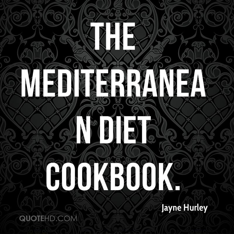 The Mediterranean Diet Cookbook.