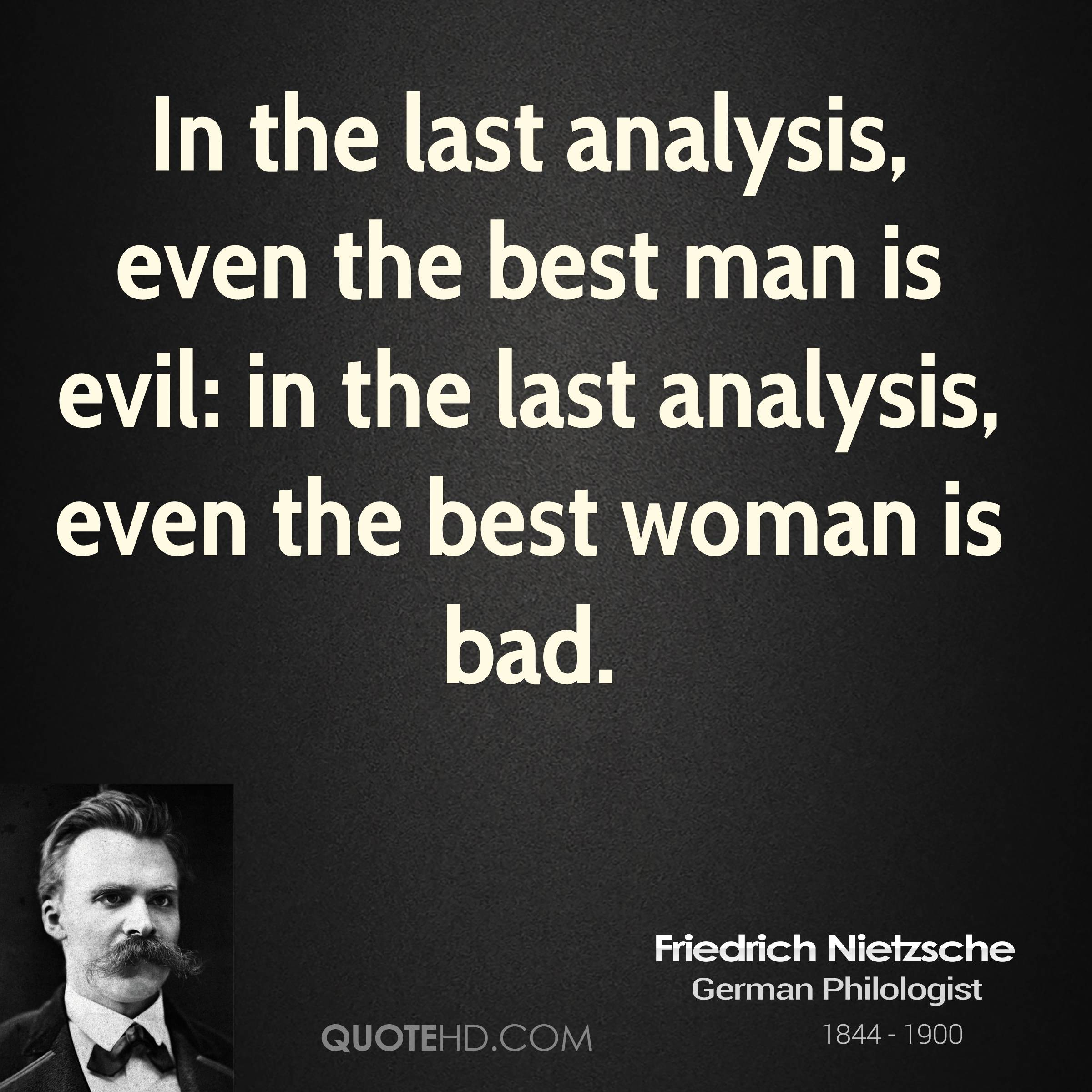 an analysis of nietzsche and his philosophies Written by don berry, narrated by macatcom download the app and start listening to a macat analysis of friedrich nietzsche's beyond good and evil: prelude to a philosophy of the future.