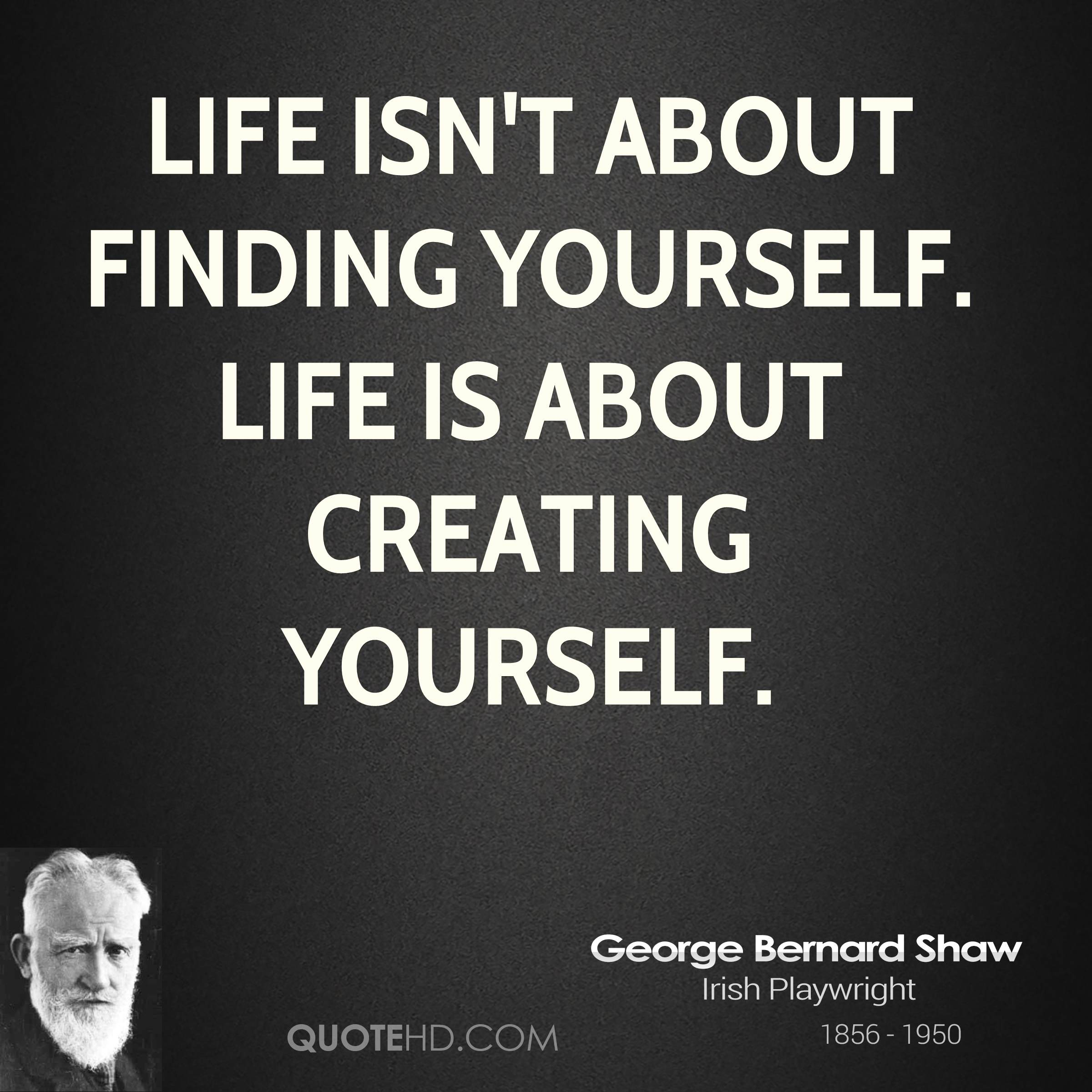 finding yourself Ask deepak: how to find yourself by deepak chopra because you portray yourself as lost, my advice is to find yourself how to do that find a mature.