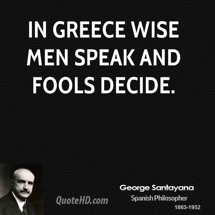 George Santayana Men Quotes | QuoteHD