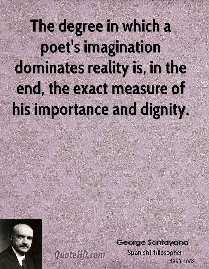 George Santayana Imagination Quotes   QuoteHD