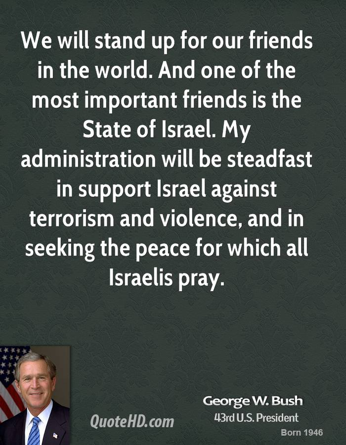George W Bush Peace Quotes Quotehd