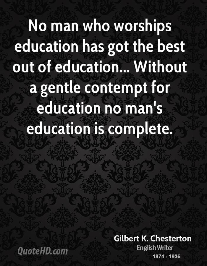 education makes a complete man Their choices can make a huge difference to future earnings  more if they have  a degree, while the figure is roughly £170,000 for men.