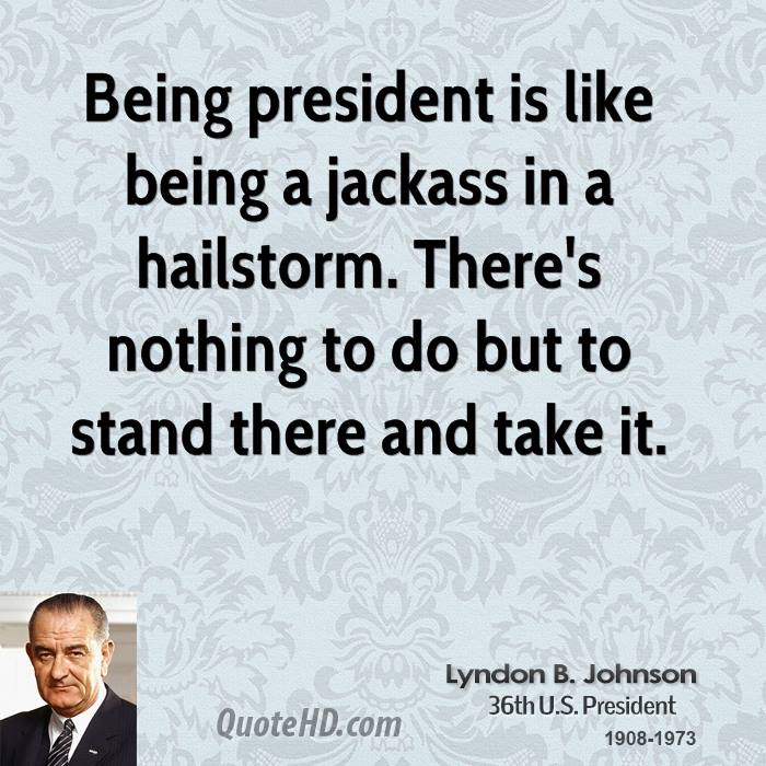 funny lbj quotes