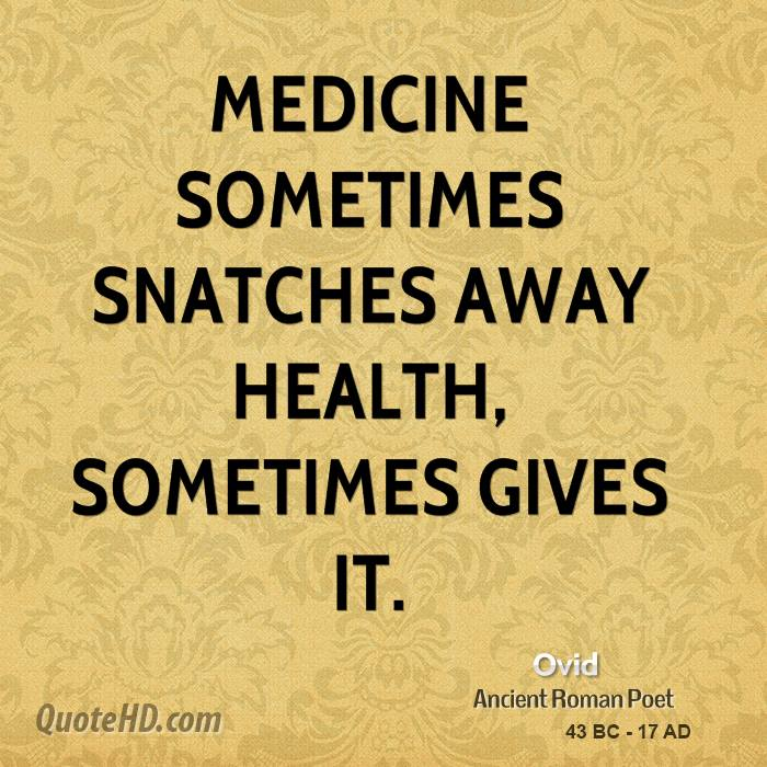 Medical Quotes Sayings