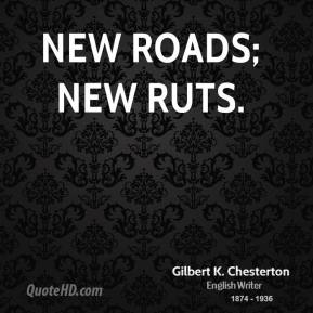K Chesterton Quotes Gilbert K. Chesterton Quotes | QuoteHD