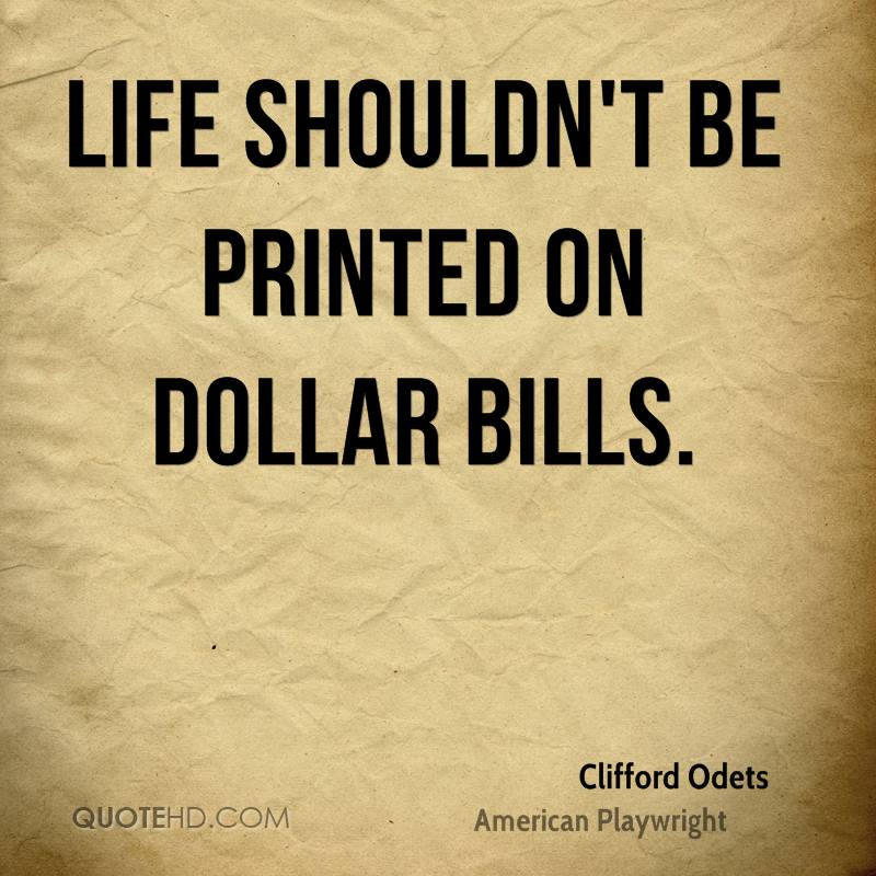 Clifford Odets Quotes