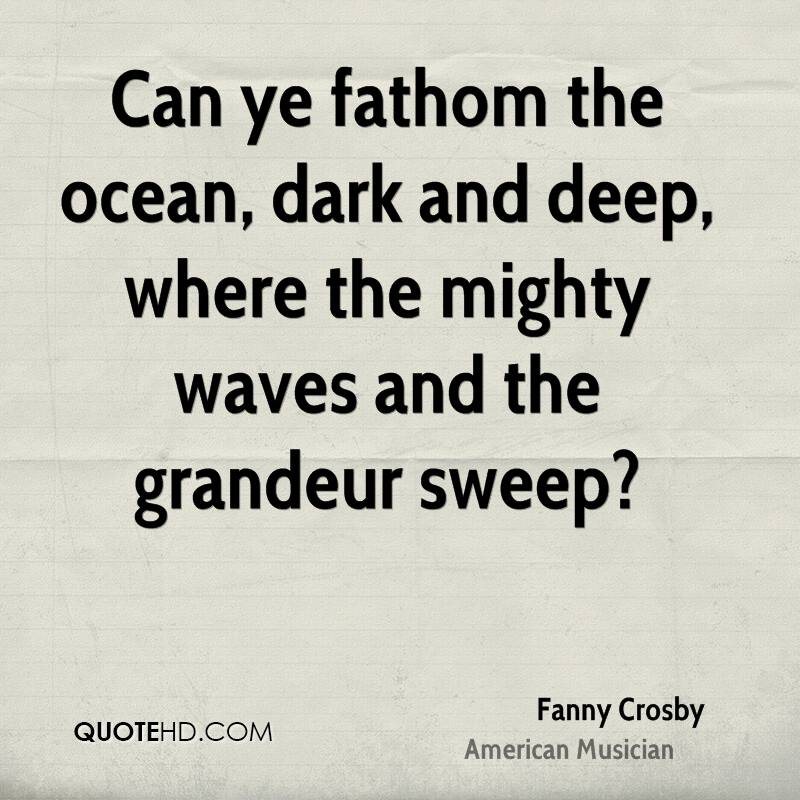 Fanny Crosby Quotes Quotehd