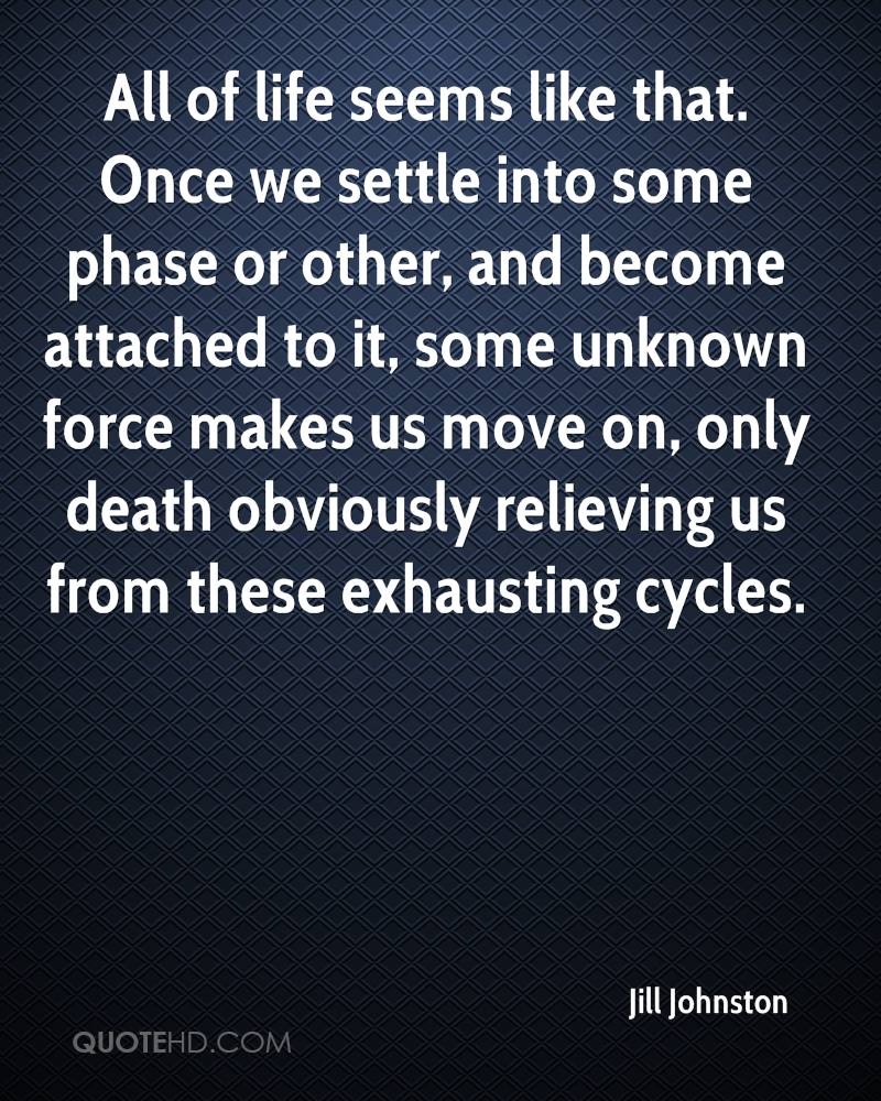 Jill Johnston Death Quotes Quotehd