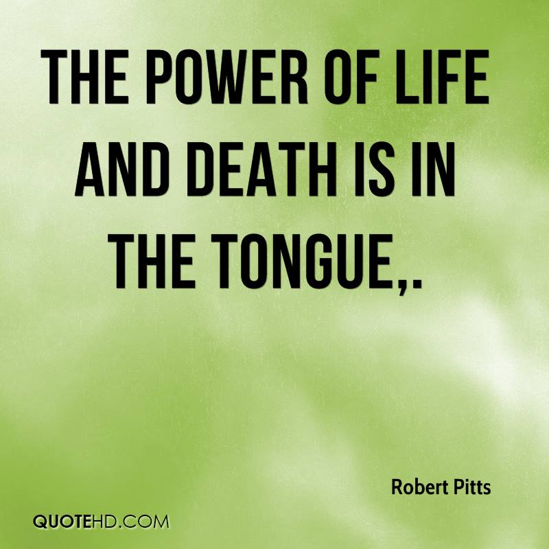 Robert Pitts Death Quotes