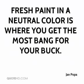 Fresh paint in a neutral color is where you get the most bang for your buck.