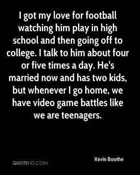 Love Quotes For Him College : Football Quotes - Page 115 QuoteHD
