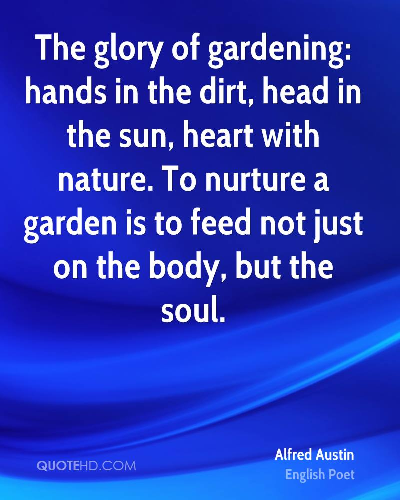 Quotes about nature and nurture???