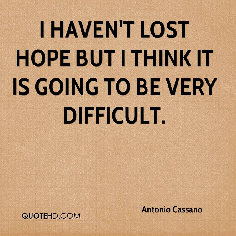 Antonio Cassano Quotes | QuoteHD