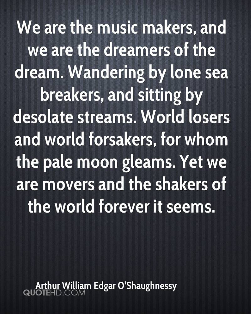 The Dreamers Quotes - Page 1 | QuoteHD