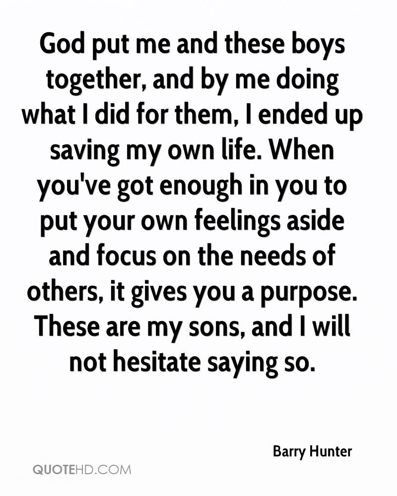 barry hunter quotes quotehd