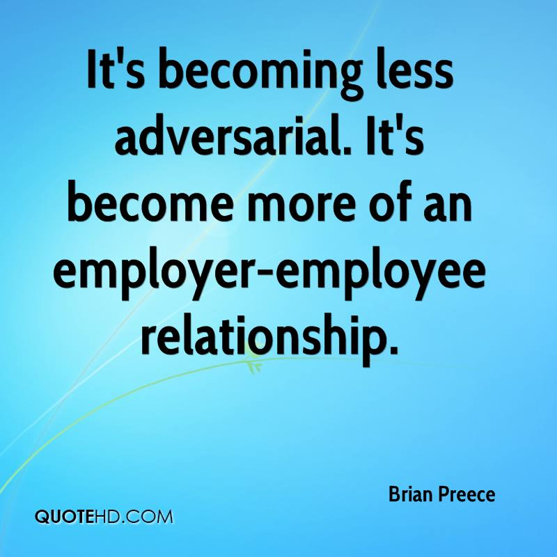 fiduciary relationship employer employee quotes