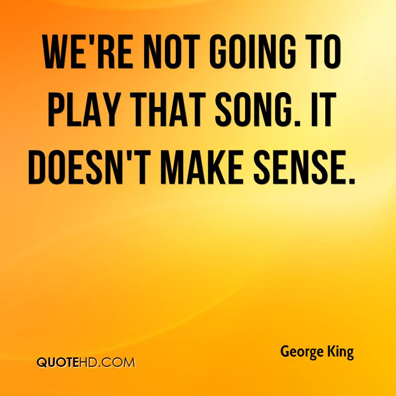 George King Quotes