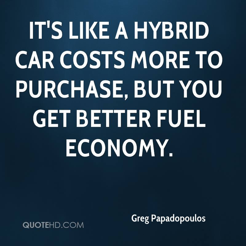 Get Price Quote My Car: Greg Papadopoulos Quotes