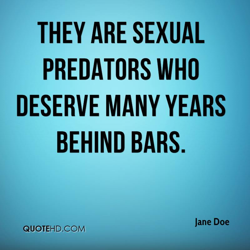 online sex predators who are they