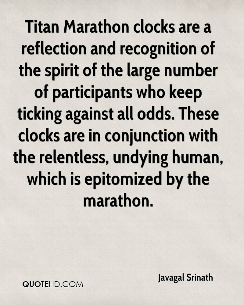 Titan Marathon clocks are a reflection and recognition of the spirit of the large number of participants who keep ticking against all odds. These clocks are in conjunction with the relentless, undying human, which is epitomized by the marathon.