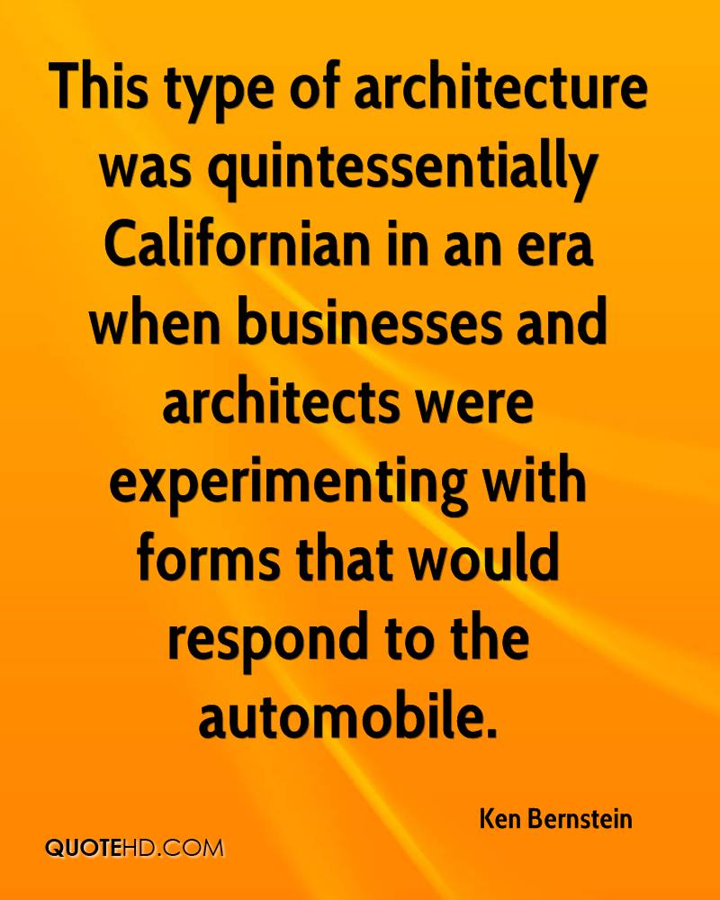 This type of architecture was quintessentially Californian in an era when businesses and architects were experimenting with forms that would respond to the automobile.
