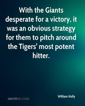 With the Giants desperate for a victory, it was an obvious strategy for them to pitch around the Tigers' most potent hitter.