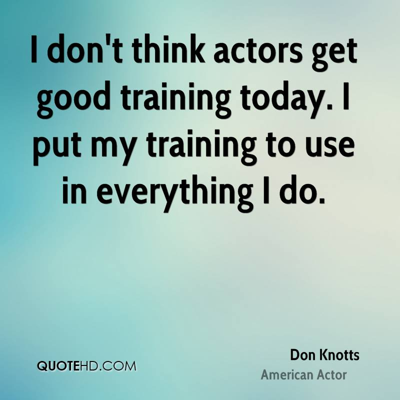 don knotts quotes quotehd