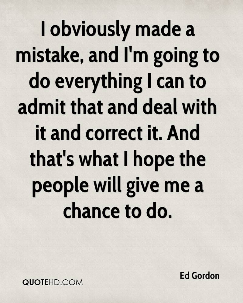 i made a mistake quotes tumblr - photo #11