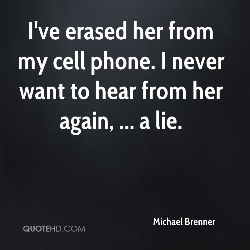 Michael brenner quotes