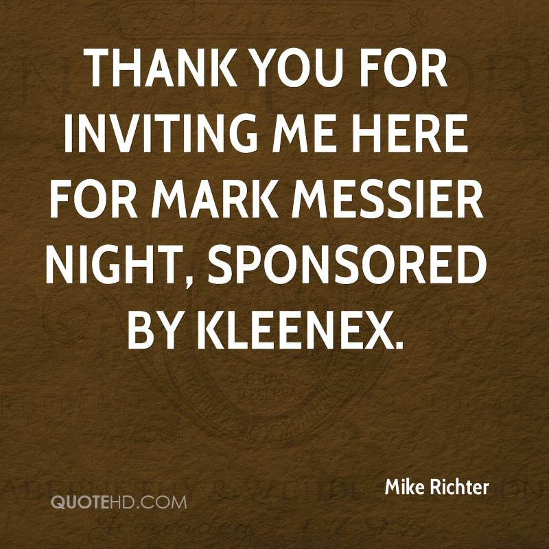 Mike Richter Quotes Quotehd