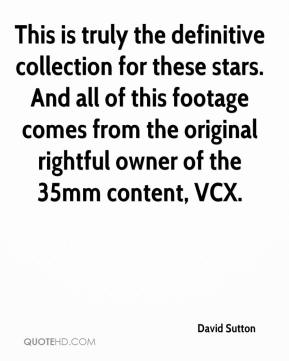 This is truly the definitive collection for these stars. And all of this footage comes from the original rightful owner of the 35mm content, VCX.