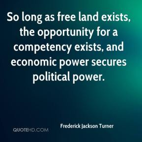 safety valve theory frontier thesis The safety valve the safety valve thesis is the assertion that the frontier, as a place of opportunity and escape, defused social discontent in america so long as free land exists, the opportunity for a competency exists.